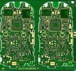 Cina Rigid Double Sided PCB Board Assembly Solder Hijau Masker FR4 Material Double Sided 2 Layer penyedia